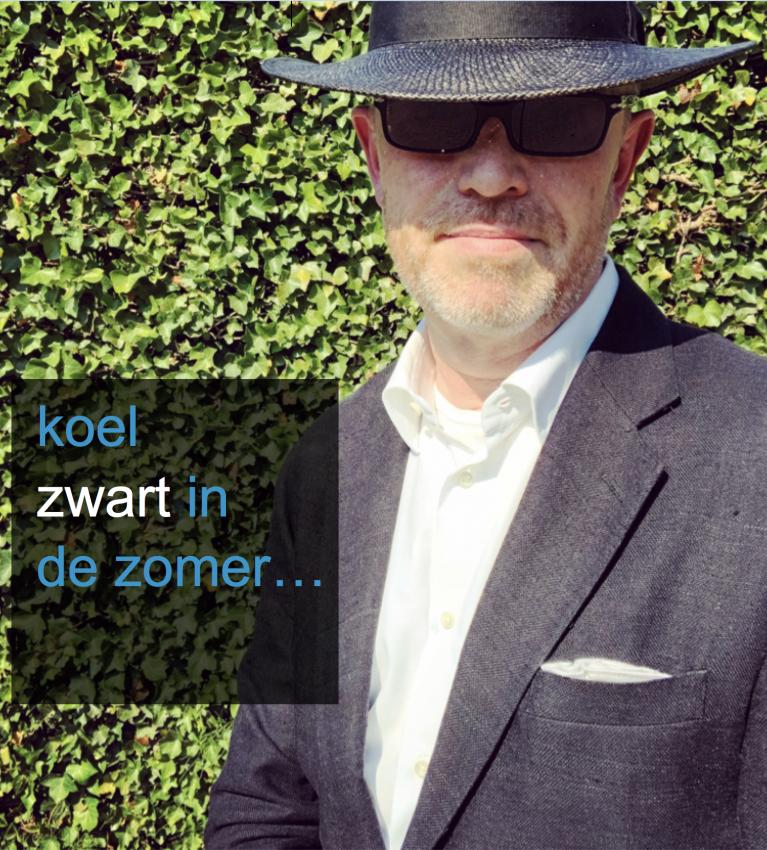 zwart is koel in de zomer - SVVK.nl